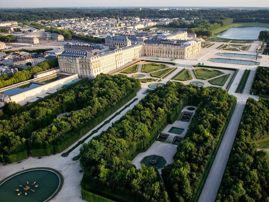 Le Chateau De Versailles En Quelques Chiffres Conseil Dans L