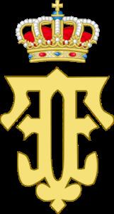 192px-Royal_Monogram_of_Queen_Fabiola_of_Belgium.svg