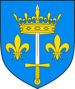 Blazon de Jeanne d'Arc