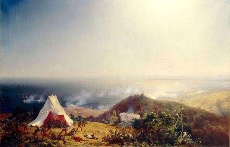 Attaque_d_Alger_par_la_mer_29_Juin_1830_par_Theodore_Gudin