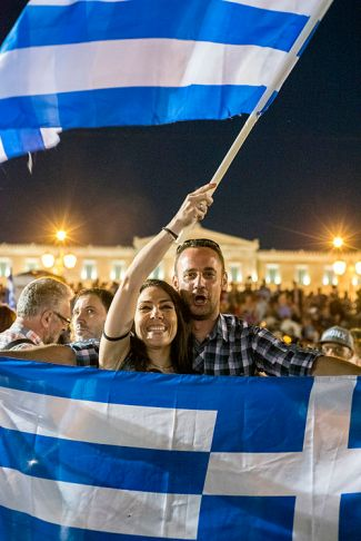 20150705_after_Referendum_Syntagma_Athens_Greece