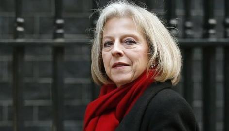 Grande-Bretagne-Theresa-May-Première-ministre-après-Margaret-Thatcher