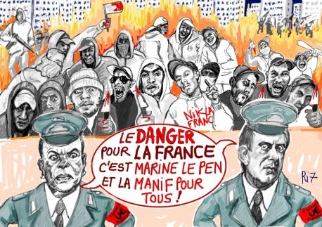 Ri7taubira-Valls-racaille