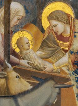 Adv. Kalender_Marie et l'enfant JŽsus - Giotto 2012.ai